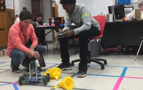 Camden Fairview Robotics Competition